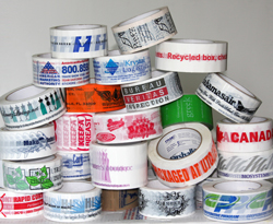 custom tape, custom printed tape, customized tape, printed tape, logo tape